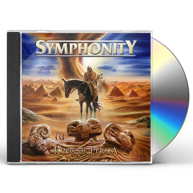 KING OF PERSIA CD
