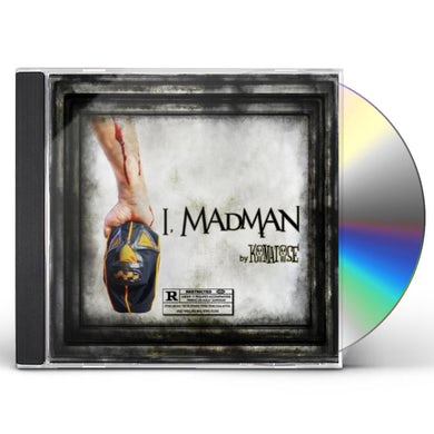 Komatose I MADMAN CD