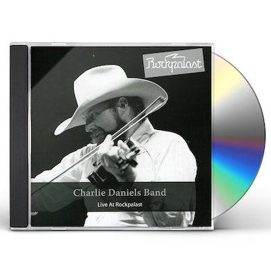 Charlie Daniels LIVE AT ROCKPALAST CD