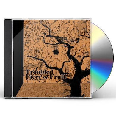 TROUBLED PIECE OF FRUIT CD