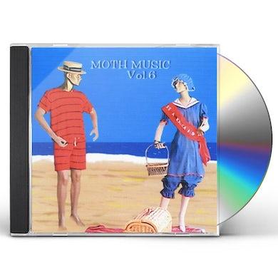MOTH MUSIC 6 CD