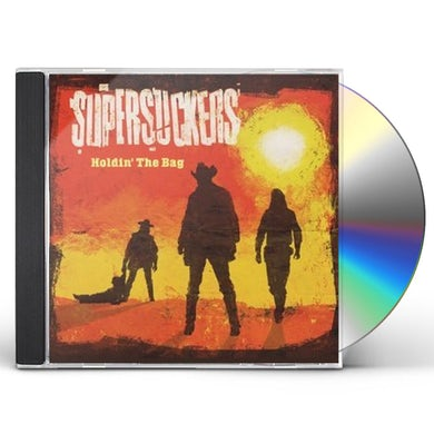 Supersuckers HOLDING THE BAG CD