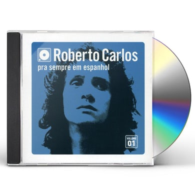 Roberto Carlos BOX SET PRA SEMPRE EM ESPANHOL.1 CD