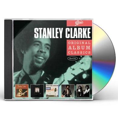 Stanley Clarke ORIGINAL ALBUM CLASSICS CD