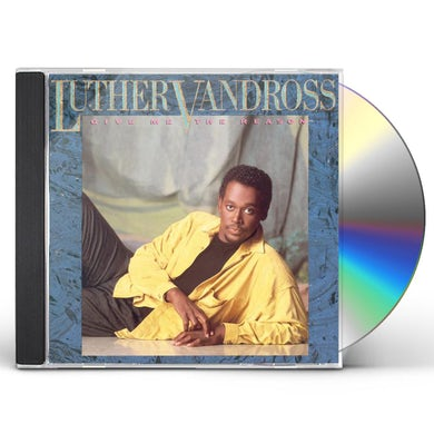 Luther Vandross GIVE ME THE REASON CD