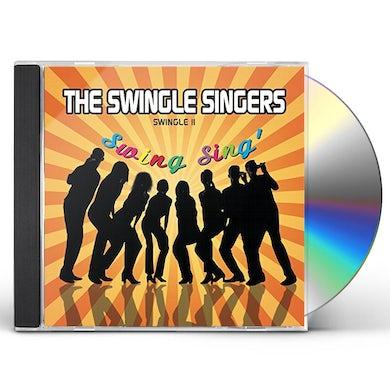 Swingle Singers SWING SING CD