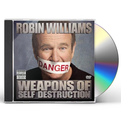 Robin Williams Weapons of Self Destruction CD