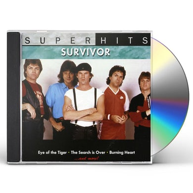Survivor SUPER HITS CD