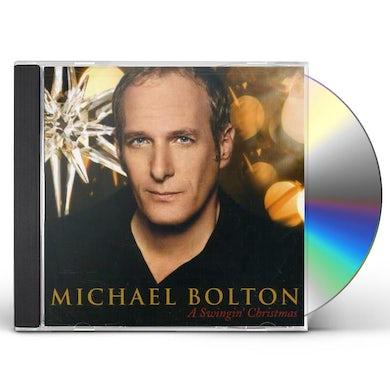 Michael Bolton SWINGIN CHRISTMAS CD