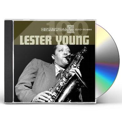 Lester Young CENTENNIAL CELEBRATION CD
