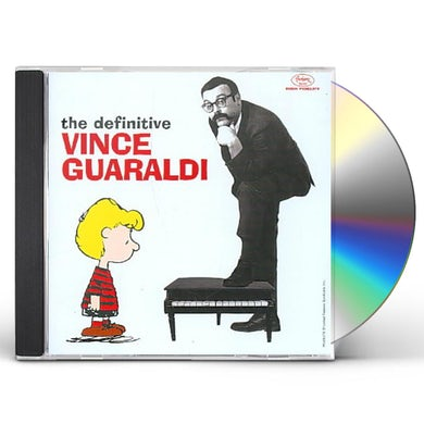 DEFINITIVE VINCE GUARALDI CD