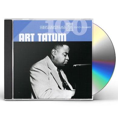 Art Tatum CENTENNIAL CELEBRATION CD