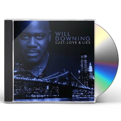 Will Downing LUST LOVE & LIES: AN AUDIO NOVEL CD