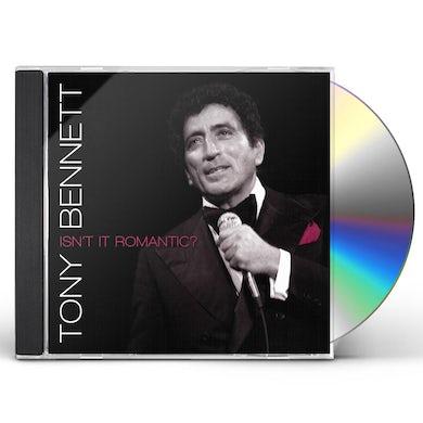 Tony Bennett ISN'T IT ROMANTIC CD