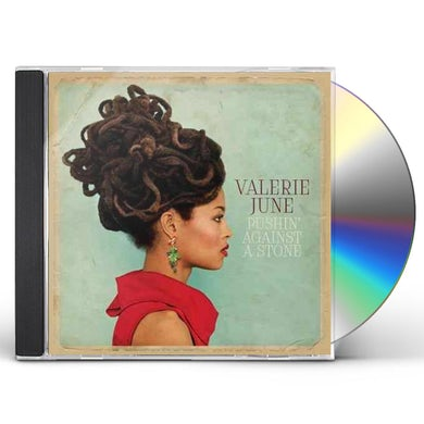 Valerie June PUSHIN AGAINST A STONE CD