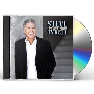 Steve Tyrell THAT LOVIN FEELING CD