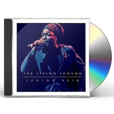 Junior Reid LIVING LEGEND CD