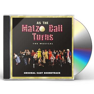 Original Cast  AS THE MATZO BALL TURNS: MUSICAL CD
