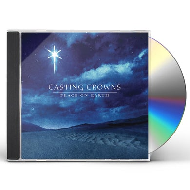 Casting Crowns PEACE ON EARTH CD