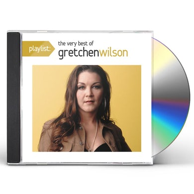 PLAYLIST: THE VERY BEST OF GRETCHEN WILSON CD