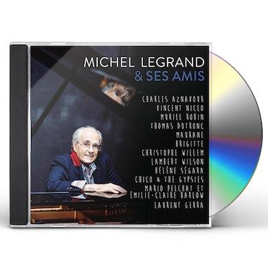 MICHEL LEGRAND & SES AMIS CD