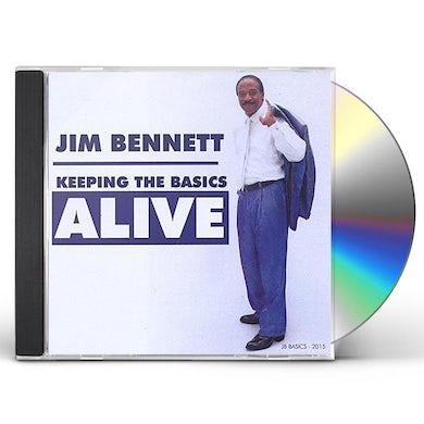 Jim Bennett KEEPING THE BASICS ALIVE CD