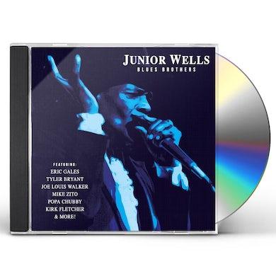 Junior Wells BLUES BROTHERS CD