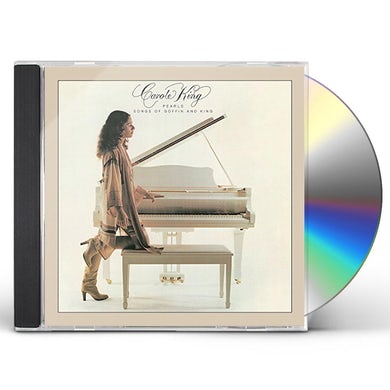 Carole King PEARLS: SONGS OF GOFFIN & KING CD