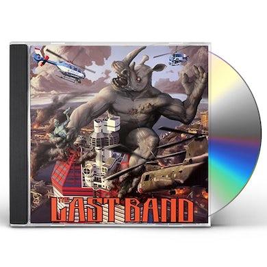 Last Band FALL CD