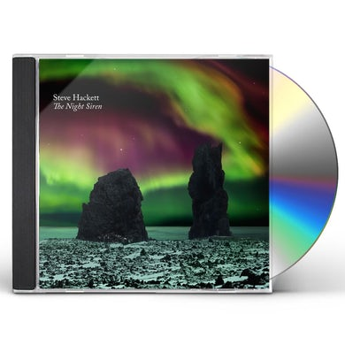 Steve Hackett NIGHT SIREN CD