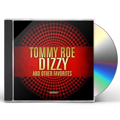 Tommy Roe DIZZY & OTHER FAVORITES CD