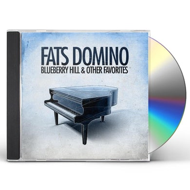 Fats Domino BLUEBERRY HILL & OTHER FAVORITES CD