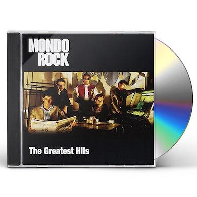 Mondo Rock GREATEST HITS CD