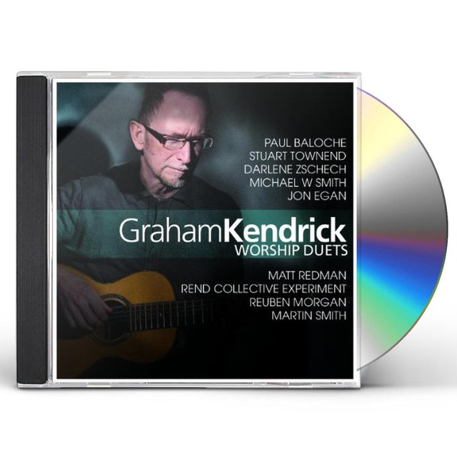 Graham Kendrick DUETS CD