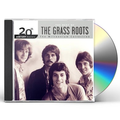 Grass Roots 20TH CENTURY MASTERS: MILLENNIUM COLLECTION CD