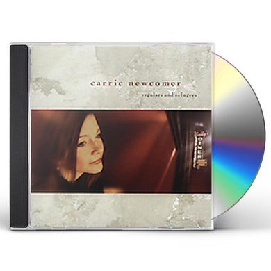 Carrie Newcomer REGULARS & REFUGEES CD