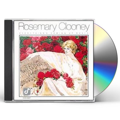 Rosemary Clooney EVERYTHING'S COMING UP ROSIE CD