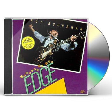 Roy Buchanan DANCING ON THE EDGE CD