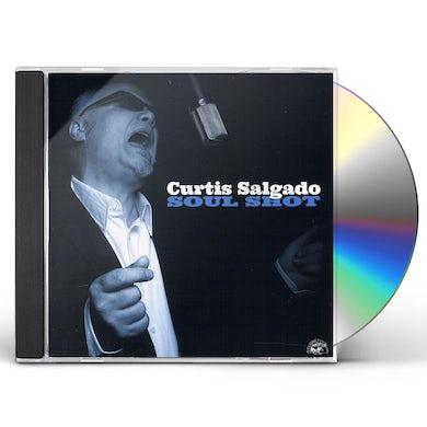 Curtis Salgado SOUL SHOT CD