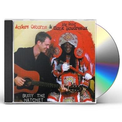 Anders Osborne BURY THE HATCHET CD