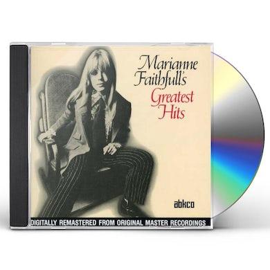 Marianne Faithfull GREATEST HITS CD