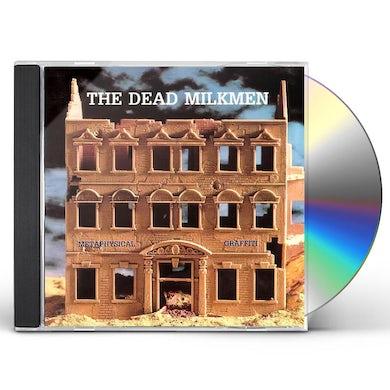 DEAD MILKMEN METAPHYSICAL GRAFFITI CD