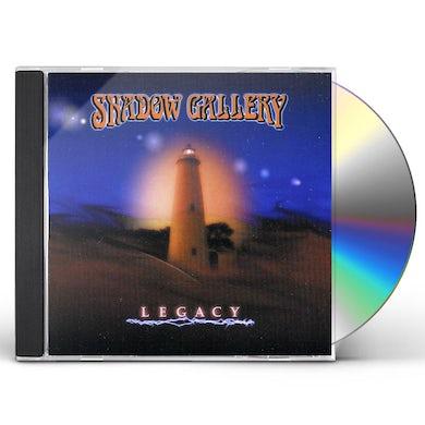 Shadow Gallery LEGACY CD