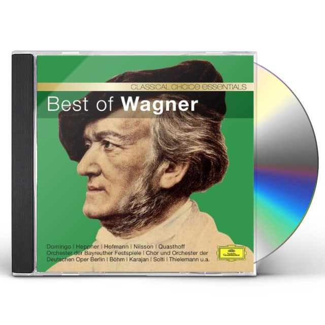R. Wagner BEST OF WAGNER CD