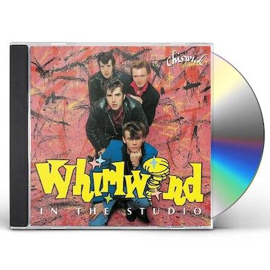 Whirlwind IN THE STUDIO CD