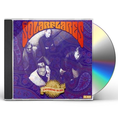 Solarflares LAUGHING SUNS CD