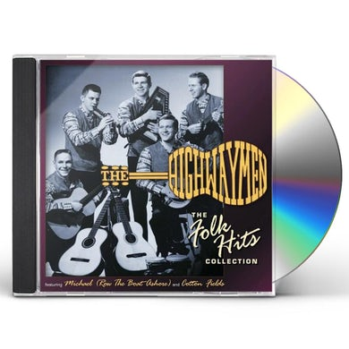 Highwaymen FOLK HITS COLLECTION CD