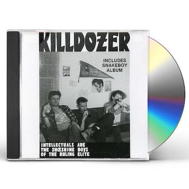 Killdozer INTELLECTUALS ARE THE SHOESHINE BOYS CD