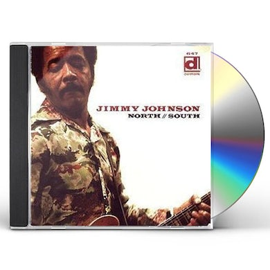 Jimmy Johnson NORTH SOUTH CD