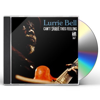 Lurrie Bell CAN'T SHAKE THIS FEELING CD